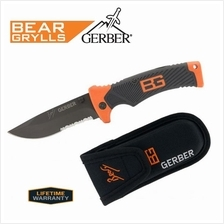 Gerber 31-000752 Bear Grylls Folding Sheath Knife