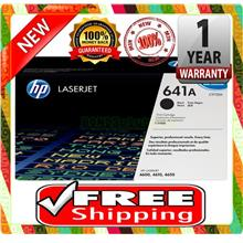 NEW HP 641A / C9720A BLACK Toner 4600 4650 FREE SHIPPING
