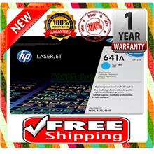 NEW HP 641A / C9721A CYAN Toner 4600 4650 (FREE SHIPPING)