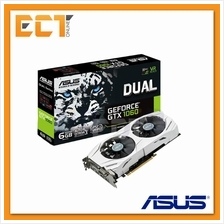 (Demo Set) Asus Dual Series GeForce GTX 1060 OC 6GB GDDR5 Graphic Card