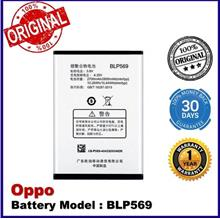 Original Oppo Find 7 X9000 X9076 X9077 BLP569 Battery
