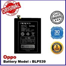 Original Oppo Find 5 X909 X909T BLP539 Battery