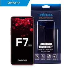 OPPO F7 Screen Protector - Kristall® Ultimate Protector TPU Film Scree)