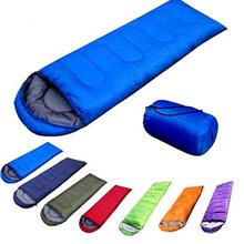Premium Protable Sleeping Bag & Water Resist Camping Hiking