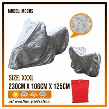 (Size XXXL) Motor Cover All Weather Protection, Outdoor Sunblock