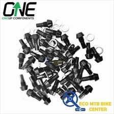 ONEUP COMPONENTS Aluminium Pedal Pin and Washer Kit