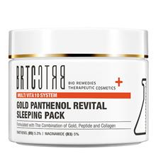 BRTC Gold Panthenol Revital Sleeping Pack 1s