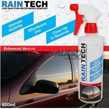 RAIN-TECH Spray Acid Rain Stain Water Marks Remover Cleaner (600ml)