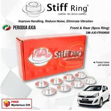 [FREE 🎁] PERODUA AXIA STIFF RING Chassis Stability Tuning Kit