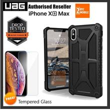 Official Ori UAG Urban Armor Gear Monarch iPhone XS MAX case cover