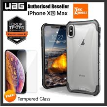 Official Ori UAG Urban Armor Gear PLYO iPhone XS MAX case cover ice