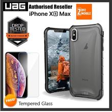 Official Ori UAG Urban Armor Gear PLYO iPhone XS MAX case cover ash