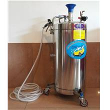 Snow Wash Tank (Foam Cleaning Machine) Stainless Steel ID667036