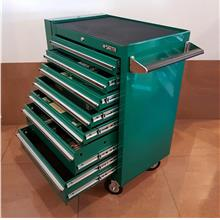 SATA 7-DRAWER TOOL TROLLEY 1UNIT WITH S.A.E SIZE 1SET ID118301 RM5100