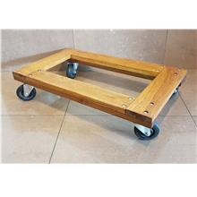 JET WDC-3018, Wooden Dolly With Carpet Ends ID009990