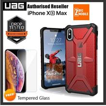Official Ori UAG Urban Armor Gear PLASMA iPhone XS MAX case cover red