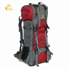 FREE KNIGHT FK008 OUTDOOR 60L NYLON WATER RESISTANT BACKPACK MOUNTAINEERING CA