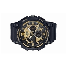 Casio Men Chronograph Rubber Sport Watch MCW-200H-9A