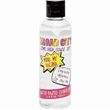 Imported From USA Broad City Mind My Vagina Water Based Lubricant