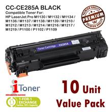 HP 85A CE285A Grade-A Compatible Toner (10 Unit Pack)