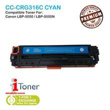 Canon 316 CRG316 Cyan (Single Unit)