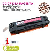 HP 201A CF403A Magenta (Single Unit)