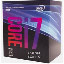 Intel Core i7-8700 Socket 1151 (3.2GHz, 12MB Cache, up to 4.6GHz)