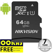 HIKvision C1 92MB/s UHS-I Class10 Micro SD Memory Card 64GB/32GB/16GB