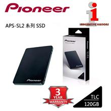 """Pioneer APS-SL2 120GB 2.5"""" 7mm SSD SATA 6Gb/s with 3 Years Warranty"""
