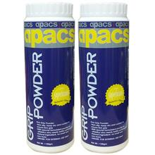 2x Apacs Firm Grip Powder Absorb Sweat Sports Nonslip Keep Dry Combo