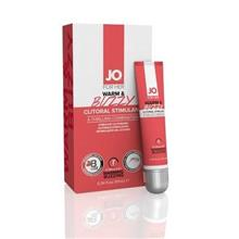 Imported USA System Jo For Her Warm & Buzzy 10ml Stimulant MAXIMUM
