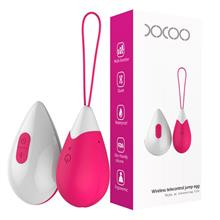 Toys WIRELESS TELECONTROL JUMP EGG Man Sex Play Vibration Massager