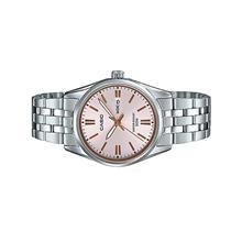 Casio Ladies Day Date Stainless Steel Watch LTP-1335D-4AVDF