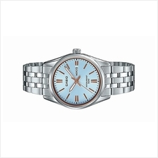 Casio Ladies Day Date Stainless Steel Watch LTP-1335D-2AVDF
