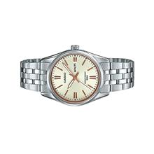 Casio Ladies Day Date Stainless Steel Watch LTP-1335D-9AVDF