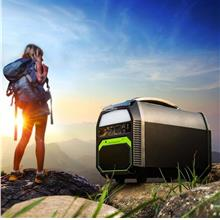 iForway PS300 Portable Solar Power Generator / Station