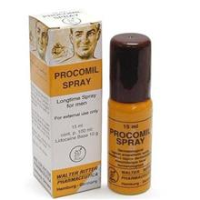 PROCOMIL SPRAY 15ml Tahan Lama Prolong Delay Original Free 2pcs Condom