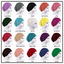 Muslimah Scarf Cotton Tube Inner Cap/Anak Tudung