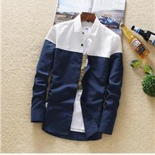 Men's Long-sleeved Casual Shirt