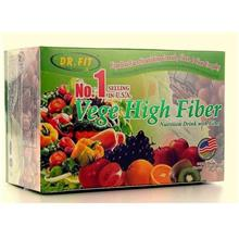 Dr Fit Vege High Fiber Drink 15packs (Detox)