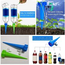 Self Watering Adjustable Stakes Plant Automatic Spikes Irrigation