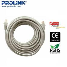 PROLiNK CAT6 / CAT-6 UTP Network Cable (10 ~ 100 meters) (Light Grey))