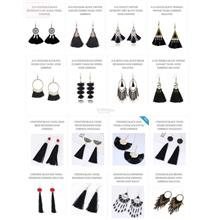 Promotion EARRINGS Class Black