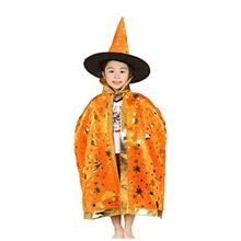 Party Costumes Kids Children Christmas Halloween Cloak Gown Robe