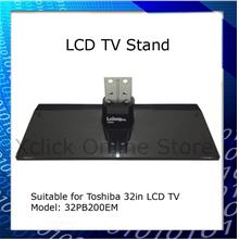 TV Stand Compatible for Toshiba 32inch LCD TV 32PB200EM