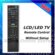LCD LED TV Remote- Compatible for TV Sony