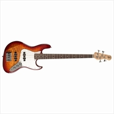 Michael Kelly MKE4QAC (Cherry Burst)