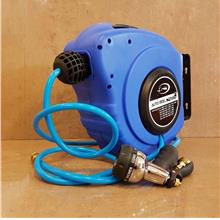 Air Hose Reel 20m PVC with Sprayer Gun ID30714