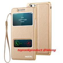 OPPO R1C R1X Flip PU Leather Stand Armor Case Cover Casing + Gift