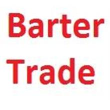 Barter Trade - Exchange / Contra any products
